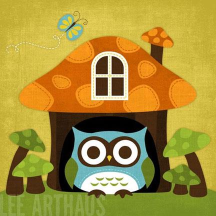 25 Owl Themed Nursery Ideas.