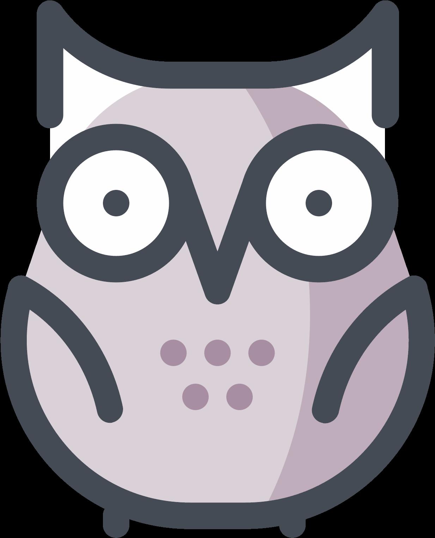 Owl Icon Clipart.