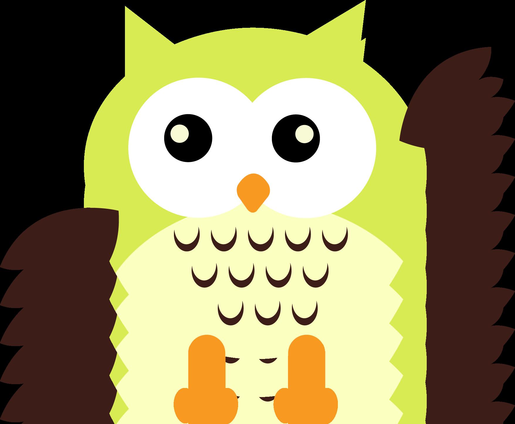 Download Free Owl Clipart ICON favicon.