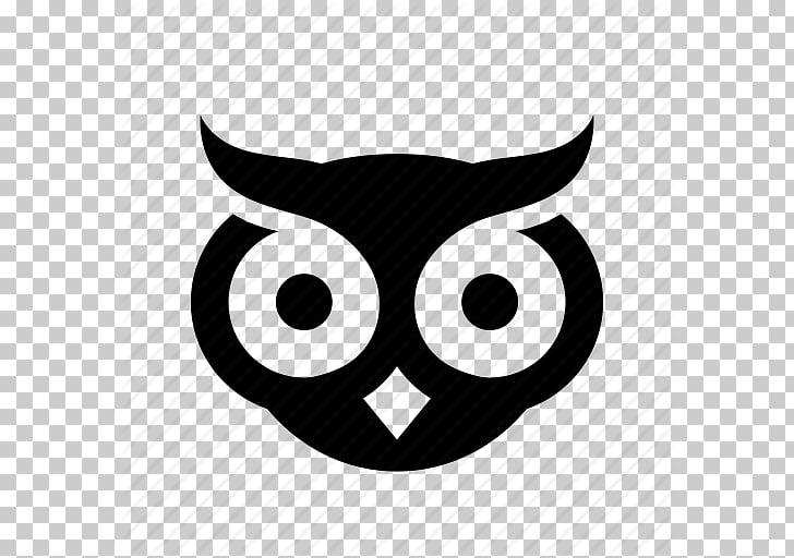 Snowy owl Bird Computer Icons, Library Owl Icon, black owl.