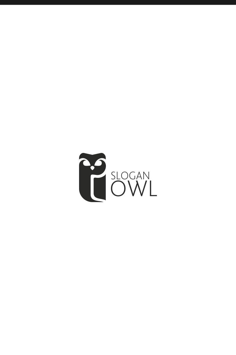Owl Logo Template.