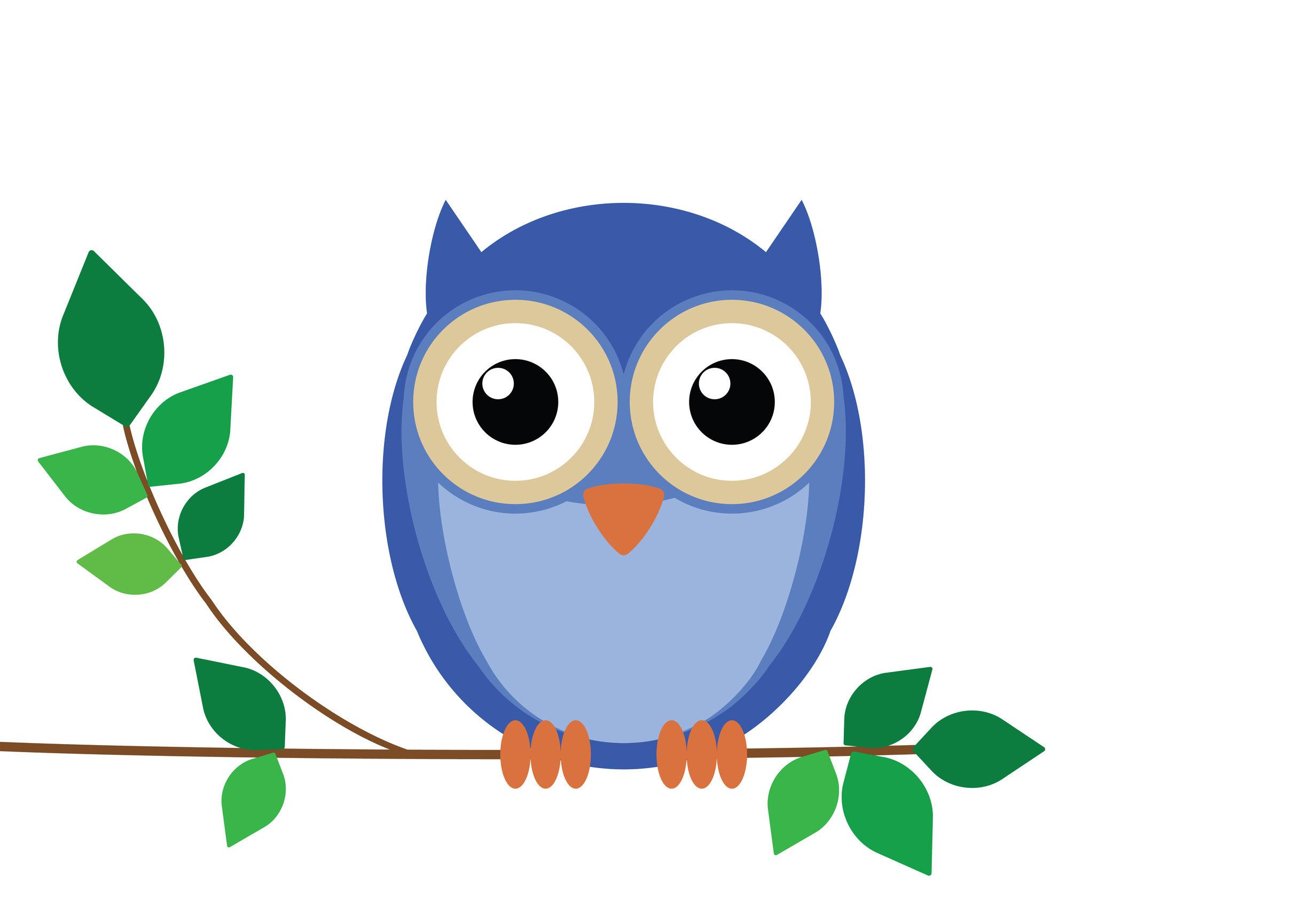 Look Whooo's Owl Clipart.