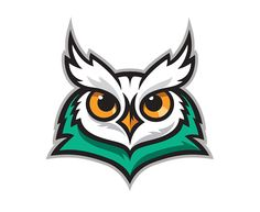 26 Best Owls Logos images in 2019.