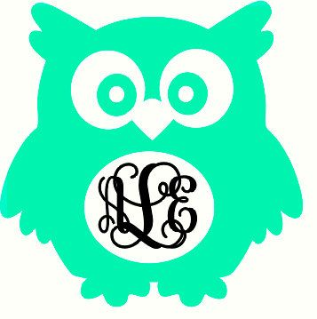 Free Monogram Owl Cliparts, Download Free Clip Art, Free.
