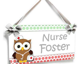 Nurse owl.