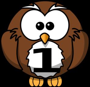 Owl 1 Clipart.