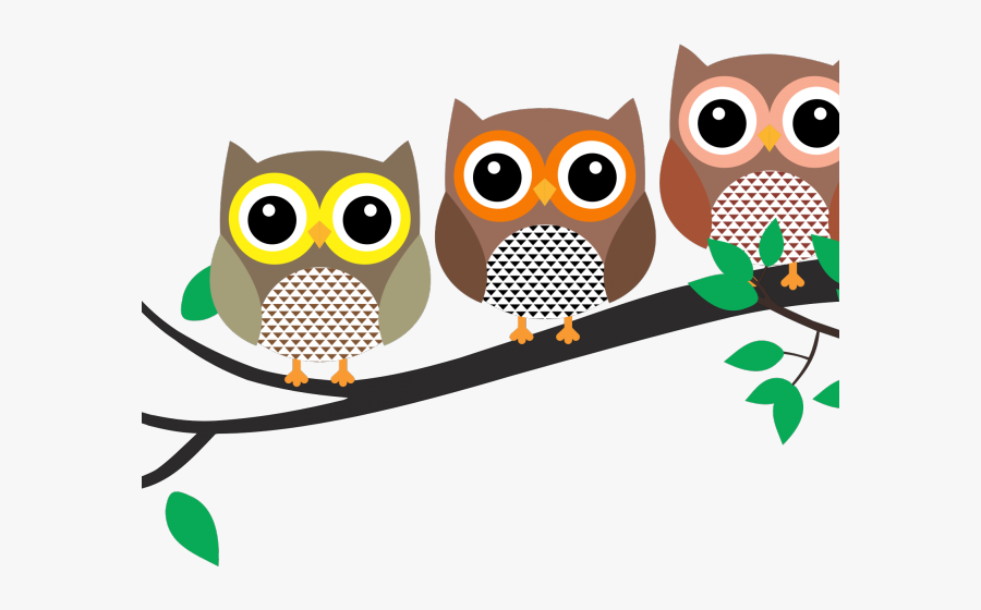 Clip Art Owl In A Tree , Free Transparent Clipart.