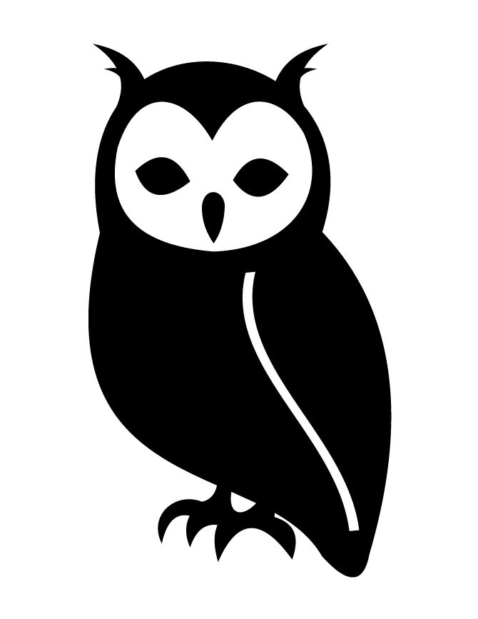 Owl, Silhouette, Drawing, Graphics, Bird png clipart free.