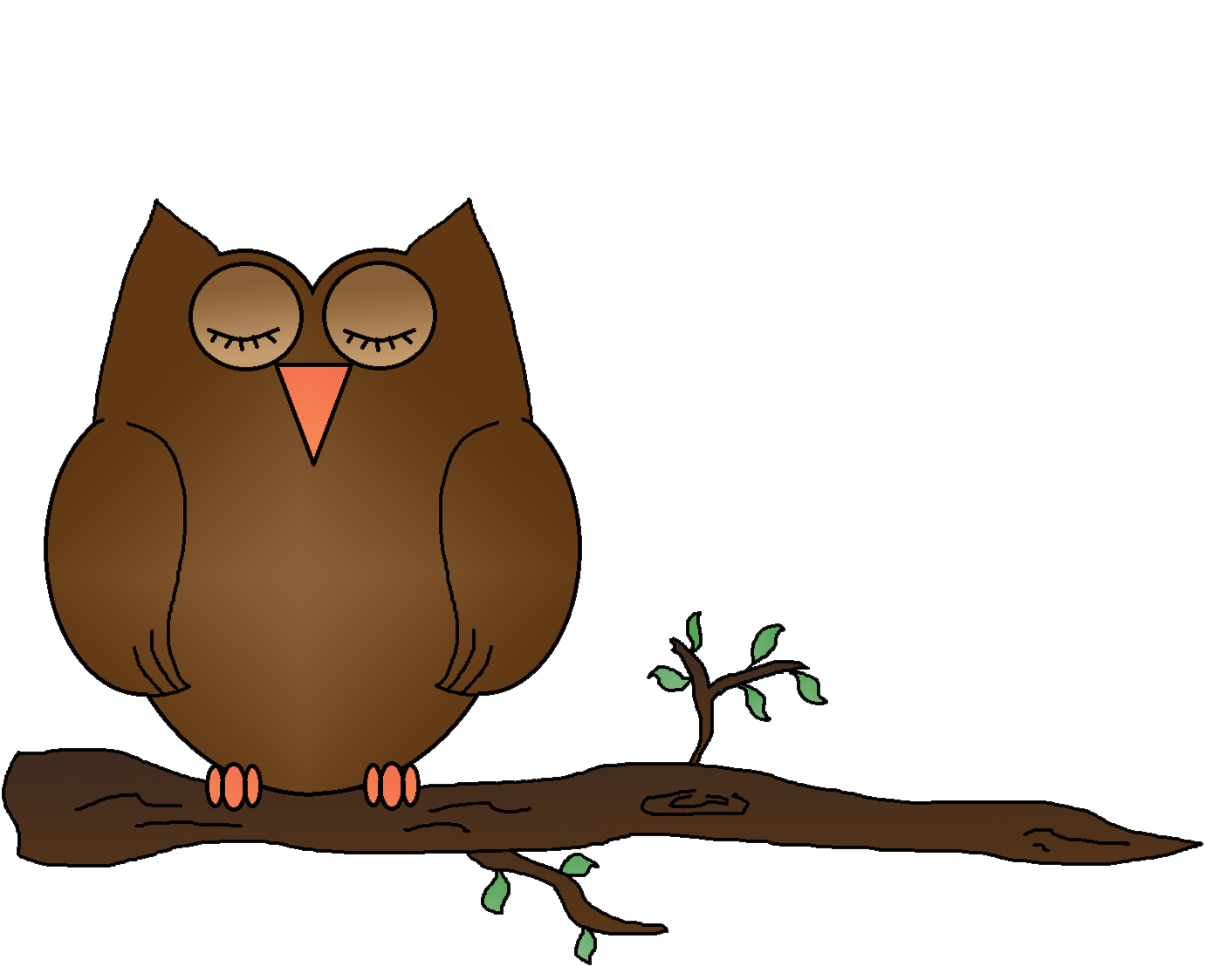 Owl sleeping owl clipart 20 free Cliparts | Download ...