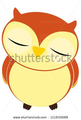 Sleeping Owl Stock Photos, Royalty.