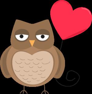 Valentine Owl.