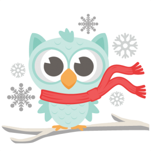 Winter Owl.