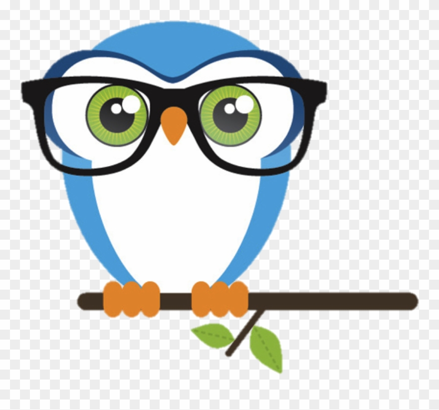 Owl Clipart Nerd Free Collection.