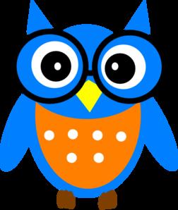 Owl Clip Art at Clker.com.