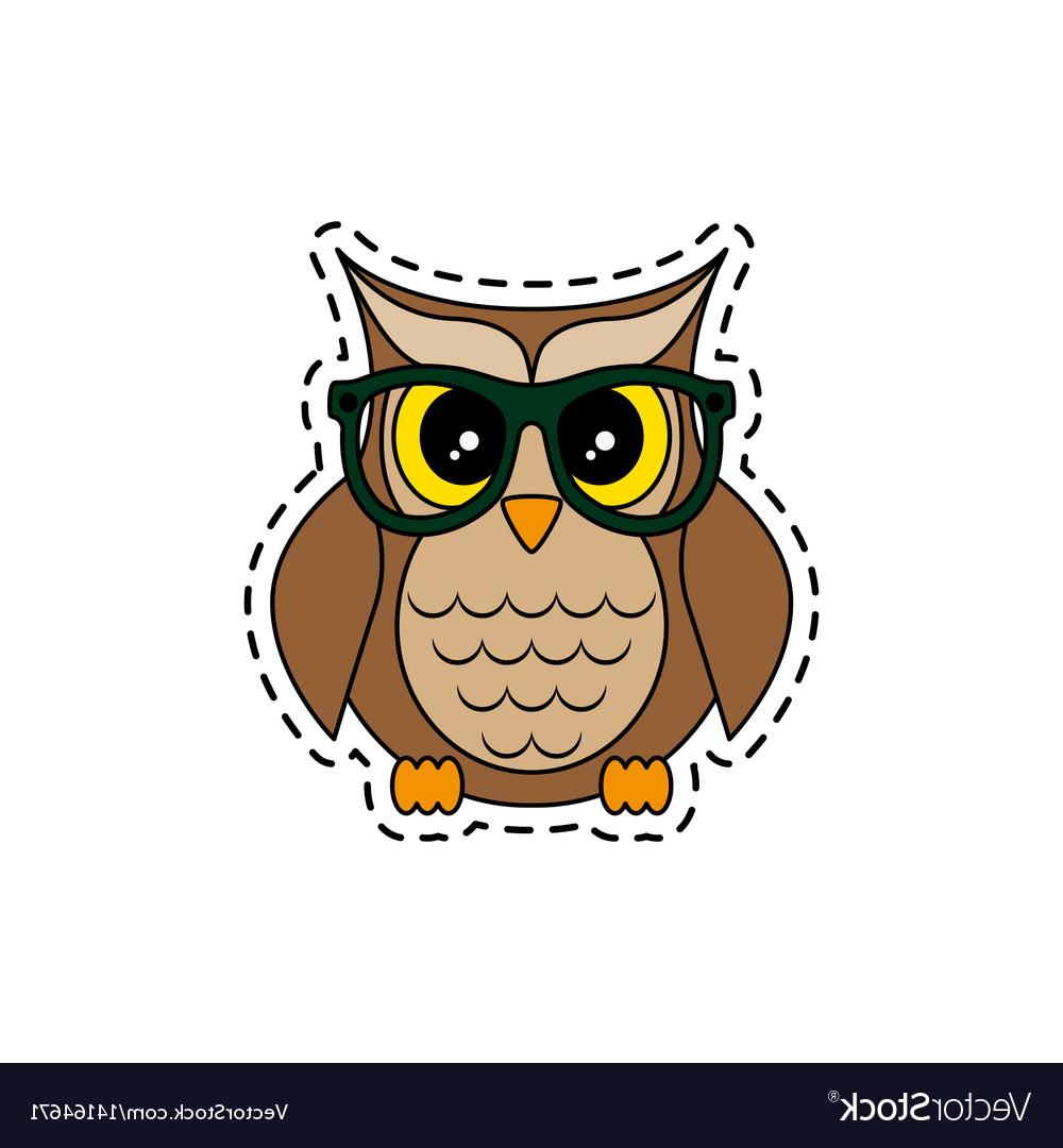 Best HD Owl With Glasses Clip Art Pictures » Free Vector Art.
