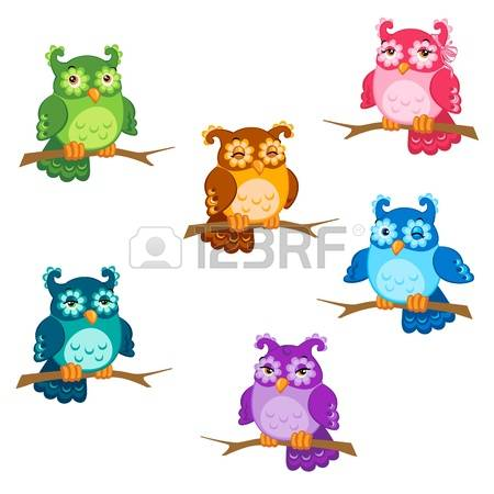 2,946 Owlet Cliparts, Stock Vector And Royalty Free Owlet.