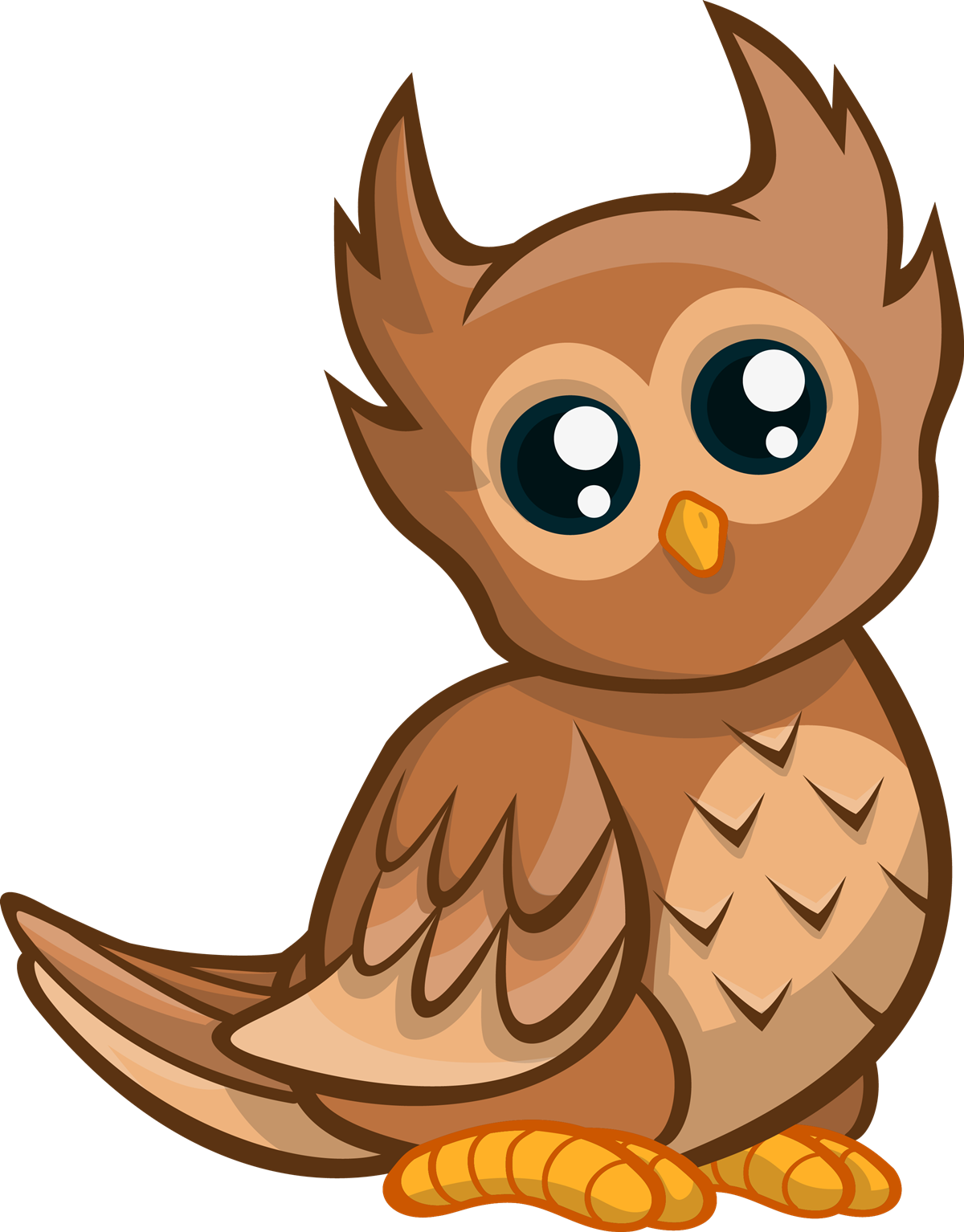 Owlet clipart - Clipground