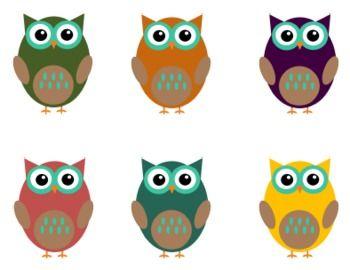 Teacher Owl Free Clipart.