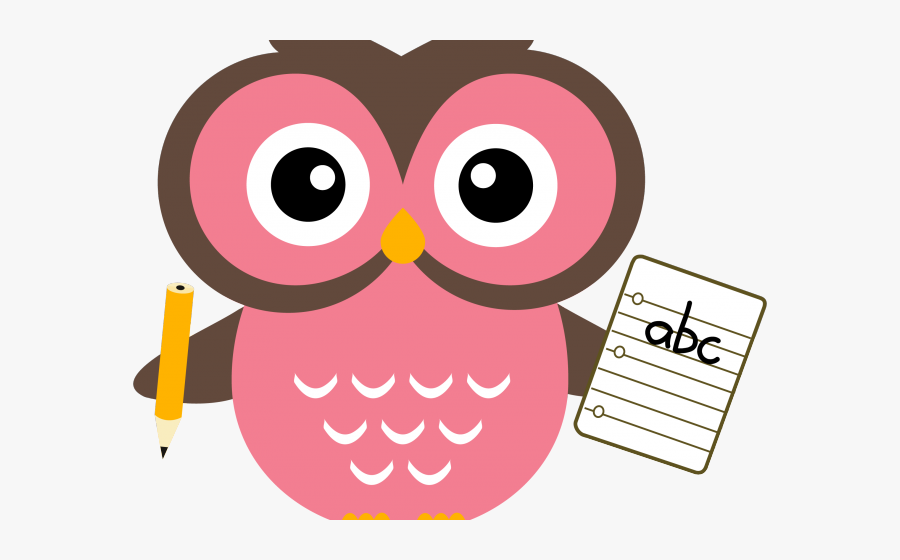 School Owl Clipart Png , Free Transparent Clipart.