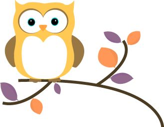 november owl clipart #9