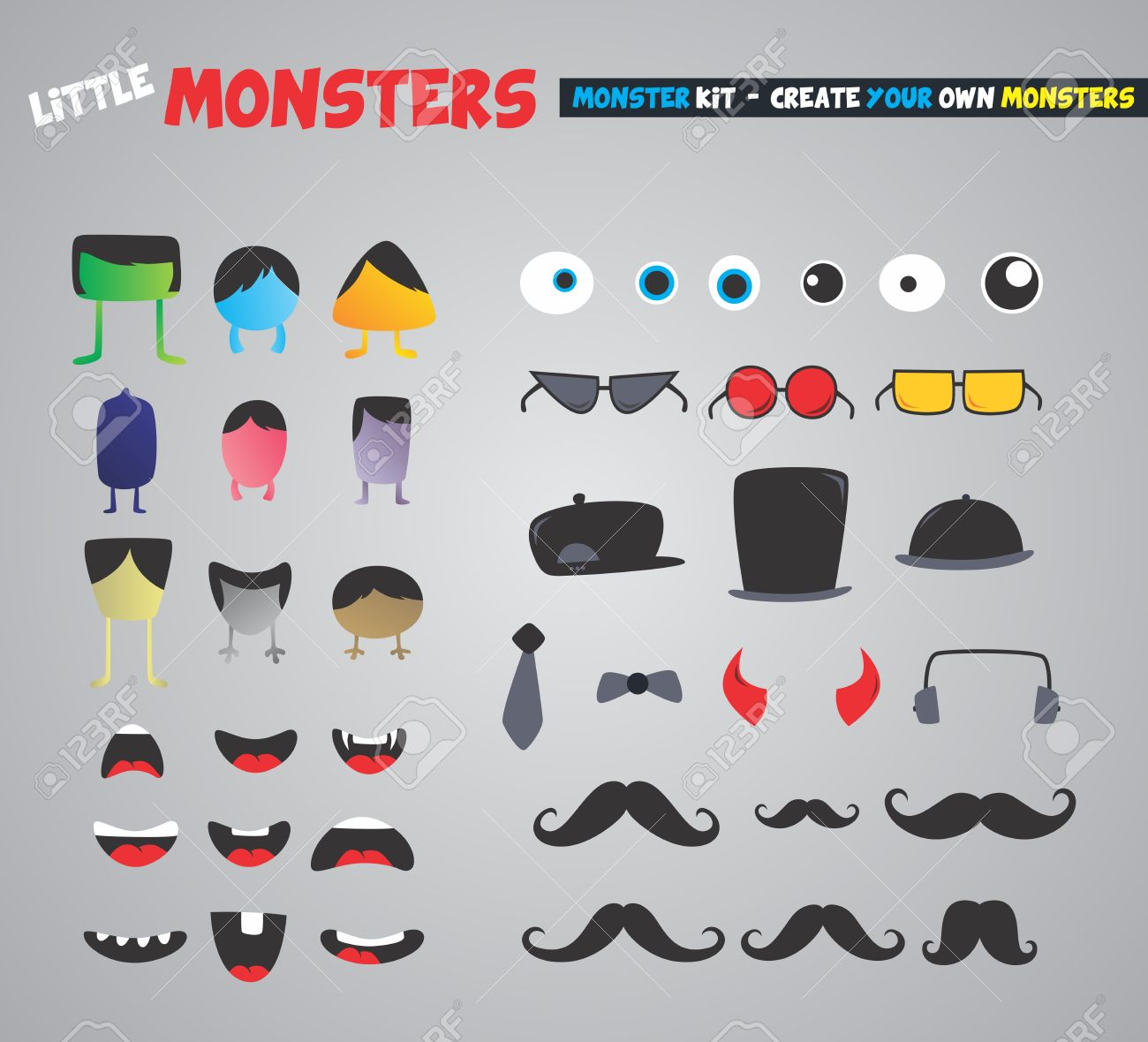 Create Your Own Monster.