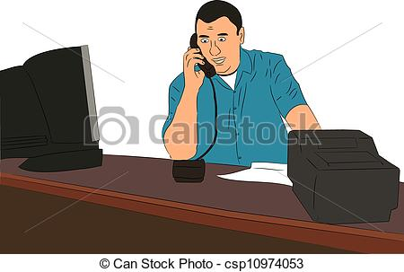 Small business owner Stock Illustrations. 403 Small business owner.