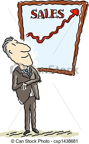 Business owner clipart.