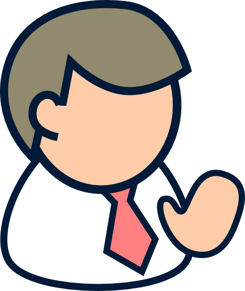 Owner Clipart.