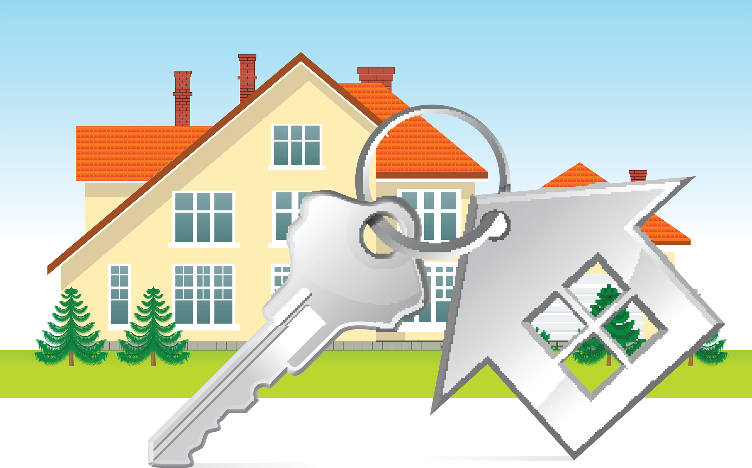 Owning House Clipart Clipground