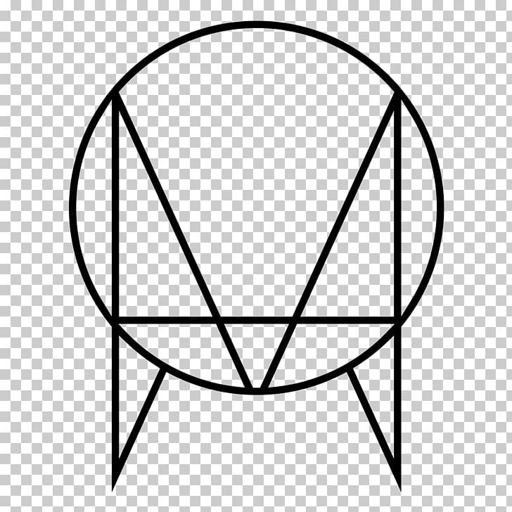OWSLA Logo Electronic dance music Label, design, round black.