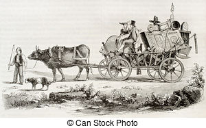 Ox cart Illustrations and Stock Art. 54 Ox cart illustration and.