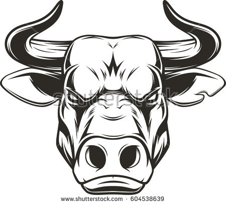 Bull Stock Images, Royalty.