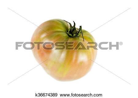 Stock Photograph of Ox Heart Tomato k36674389.
