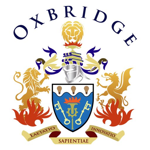 The Oxbridge Group (@OxbridgeGroup).