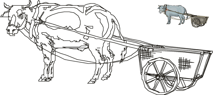 Clip Art Ox Cart Related Keywords & Suggestions.