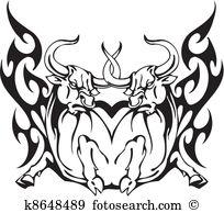 Oxen Clipart Illustrations. 2,548 oxen clip art vector EPS.