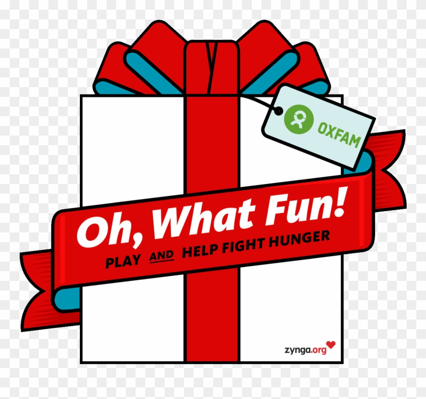 Zynga Partners With Oxfam For 4th Annual Oh, What Fun.