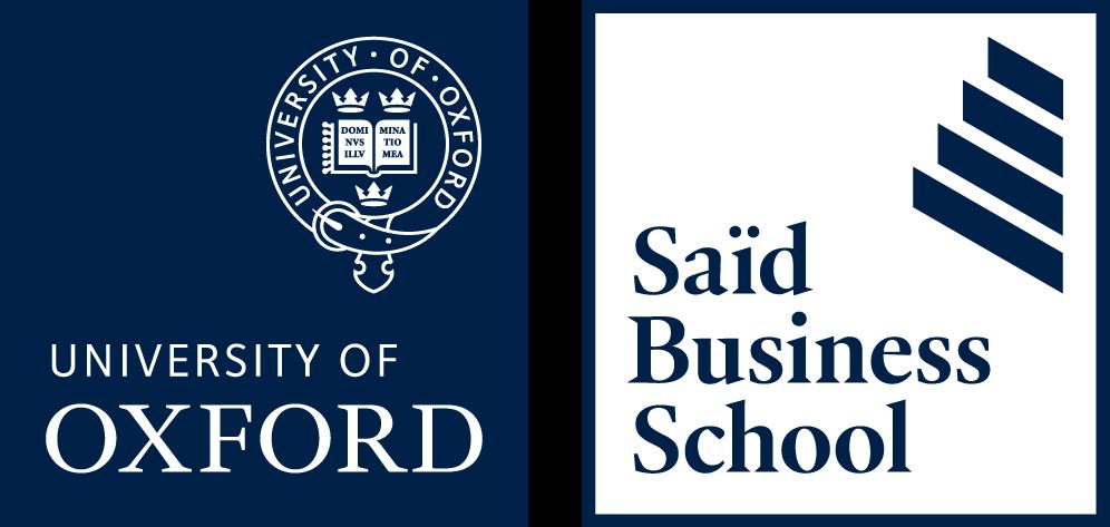 Saïd Business School, University of Oxford.