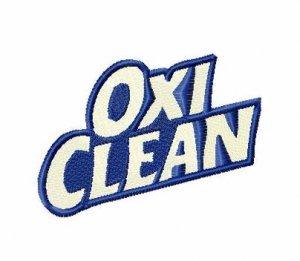 Oxiclean Logos.
