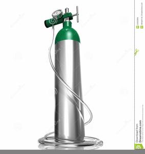 Clipart Oxygen Bottle.