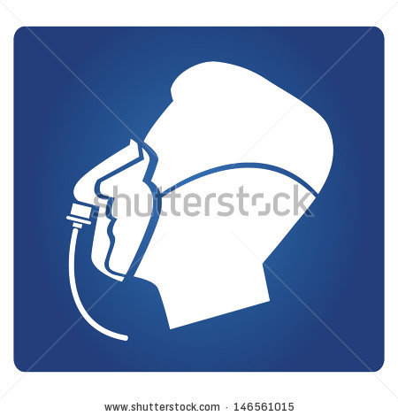 Oxygen Mask Stock Photos, Royalty.