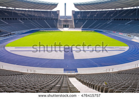 Berlin Olympic Stadium Stock Photos, Royalty.