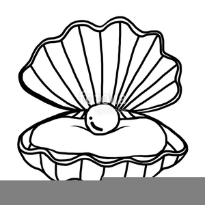 Oyster Clipart Free.