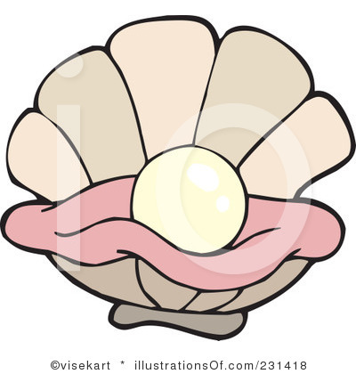 Oyster Clipart.