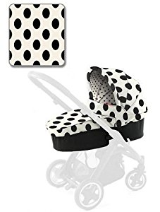 BabyStyle Oyster COLOUR PACK (CARRYCOT) in VOGUE Dalmatian: Amazon.