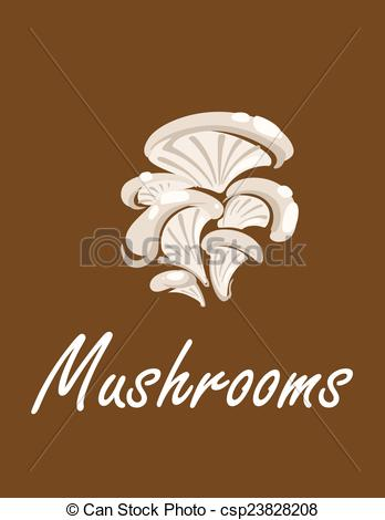 Oyster mushrooms Clipart Vector and Illustration. 117 Oyster.