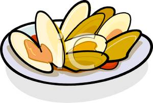 Oyster Clip Art Free.
