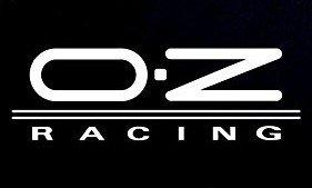 Amazon.com: OZ Racing Logo Decal Vinyl Sticker.