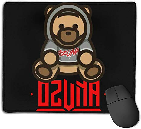 Amazon.com : Ozuna Logo Locking Mouse Pad Anti.