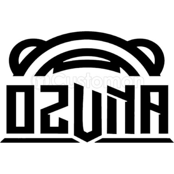 Ozuna Teddy Bear Logo Baby Onesies.